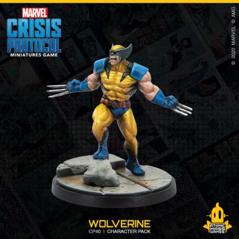 Marvel Crisis Protocol: Wolverine