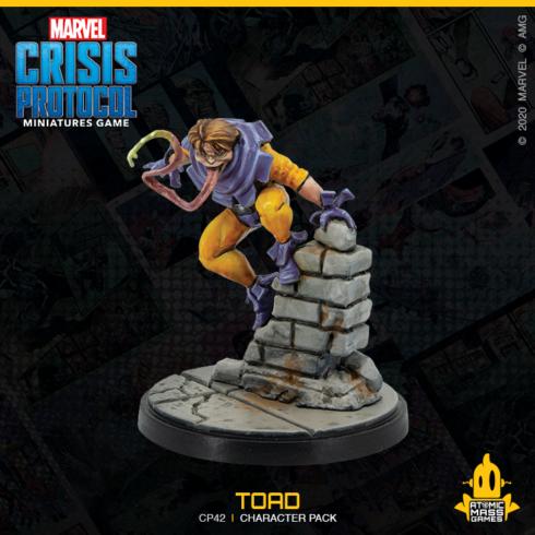 Marvel Crisis Protocol: Toad