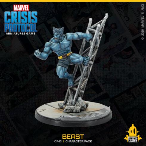 Marvel Crisis Protocol: Beast