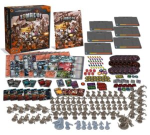 Zombicide: Invader Contentents