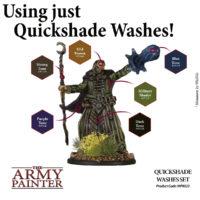 Army PainQuickshades Washes Set