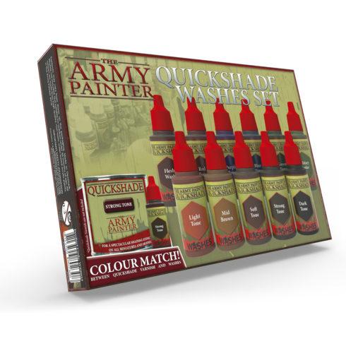 Army Painter Quickshades Washes Set